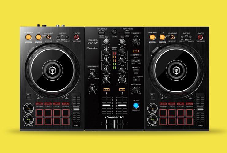 Jaunums: Pioneer DDJ-400 DJ kontrolieris