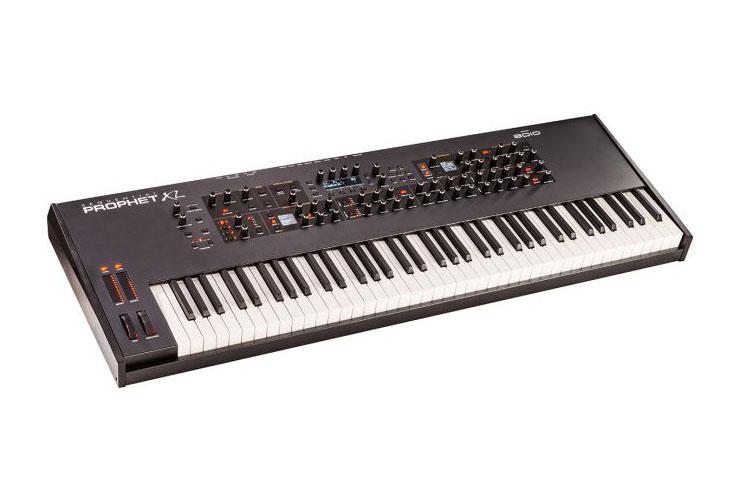 Jaunums: Sequential Prophet XL hibrīda sintezators