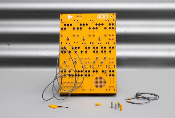 Jaunums: Teenage Engineering modulārie sintezatori